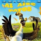 Al Aire, Patos (2018) #Animación #Comedia #peliculas #audesc #podcast