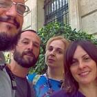 Transiberian Express #23 - Mikel Motosierra (Radiosierra Band), Ángeles Gómez (Científico), #Artegalia Radio