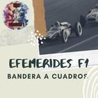F1 BANDERA A CUADROS - Efemérides de F1 (parte 2)