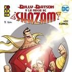 Billy Batson y la magia de Shazam-La adopción un gesto generoso y una oportunidad para el niño