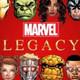 La Viñeta. Marvel Legacy Alfa. Origen. Cloverfield Paradox. Aniquilación.