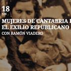 José Ramón Saiz Viadero publica 'Mujeres de Cantabria en el exilio republicano', donde reivindica historias olvidadas
