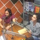 María Cabrera y Andrés Villena, cruce de caminos literario