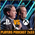 Players Podcast 2x33. Console Wars