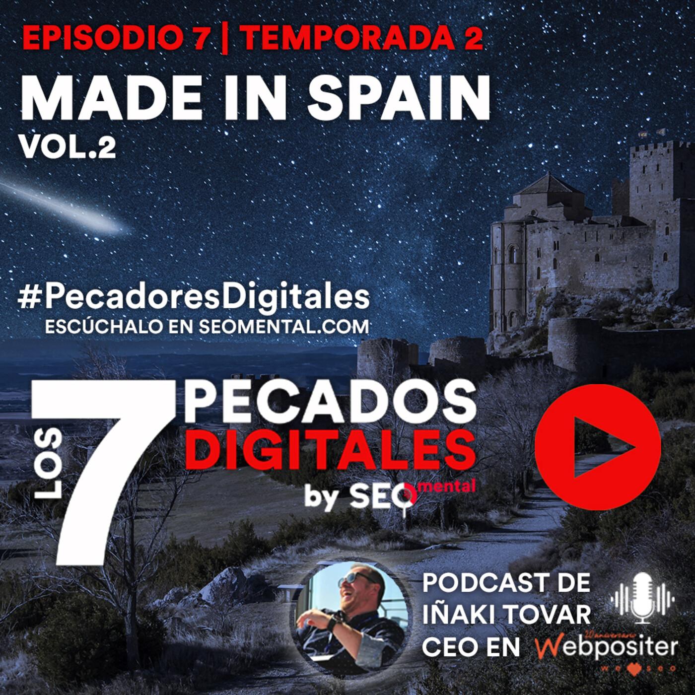 Made in Spain VOL.2 | E07S02