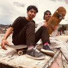 #ElFamosoBarrioDe...   Surus, la pista de skate en La Magdalena