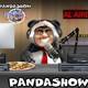 panda show - el tamalero se encontro un perro