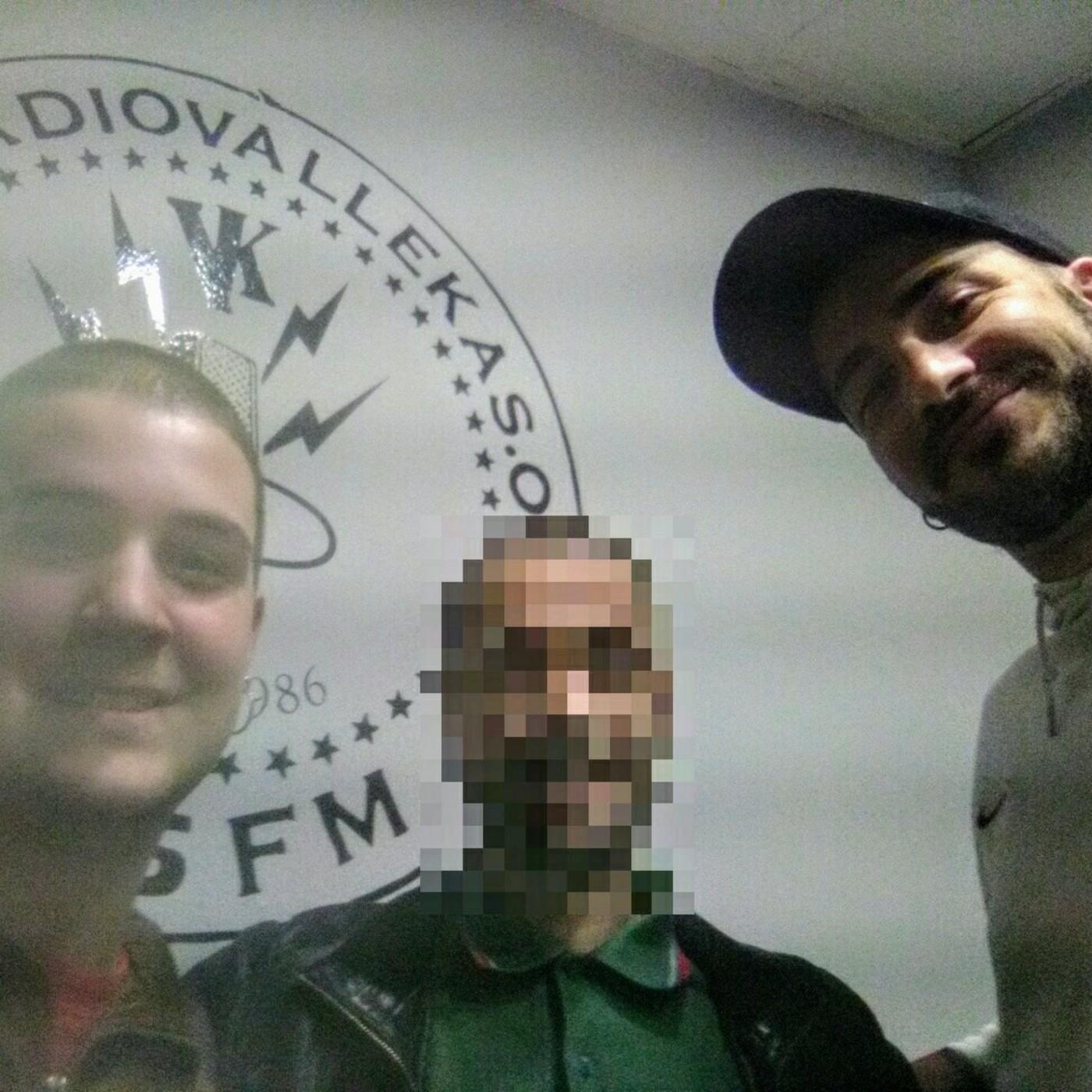 MADRID RUDE CLUB - Programa 5 con Antón Rei de Sweet&Dandy