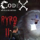 CODEX 6X78 Pyro II. Nos encontramos un ritual satánico