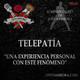Jovi Sambora T01x18 - Telepatía - Una experiencia Personal con este Fenómeno