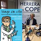 """Vengo sin cita"" en COPE Sevilla, con Agustín Bravo. Fernando Fabiani."