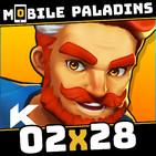 02x28 - Ojo lo que viene: Pokémon Masters, Tetris Royale, Dr. Mario World, Juego de Tronos..y Shop Titans!