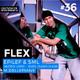 Epilef / Flex / Santi Mostaffa / Kami / Mati Maldonauta en El Quinto Elemento