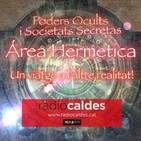 El poder a l'ombra i Societats Secretes amb Eduard Andrés Navarro a Área Hermetica
