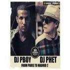 DJ Phet & DJ Pboy- From Paris to Madrid 2
