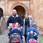 Entrevista a Miguel Echevarría Soria, autor de ''Migue Ruedines y la leyenda de la Alhambra' (autoedición)