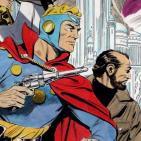 CK#20: Space Opera en el cómic, Raúl Arnáiz y HOME