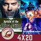 GR (4X20) The Witcher Serie, Xbox se lía, el canon de Star Wars, Everreach Project Eden, The Return of the Obra Dinn