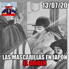 Japonizados Micropodcast   2x34   El Origen de las Mascarillas en Japón