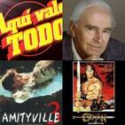 AVT PODCAST - nº 122 - Programa doble: Richard Fleischer - Conan, el destructor + Amityville 3D: El pozo del infierno.
