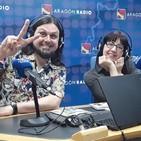 Iru y XCAR Malavida en Escúchate de Aragón Radio