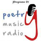 PoetryMusicRadio Programa 1- 03.02.16