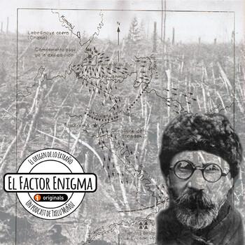 1x13 Evento Tunguska. Enigma en Siberia