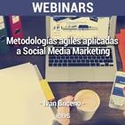 "Webinar ""Metodologías agiles aplicadas a Social Media Marketing"" de Akademus from IEBS"