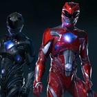 Power Rangers. Estrenos del 7 de Abril de 2017