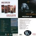 Programa 381: Marc Ferrer Trio i Ronald Baker Quintet