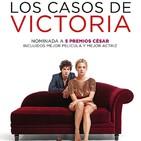 Los Casos de Victoria (2016) #Drama #Romance #peliculas #podcast #audesc