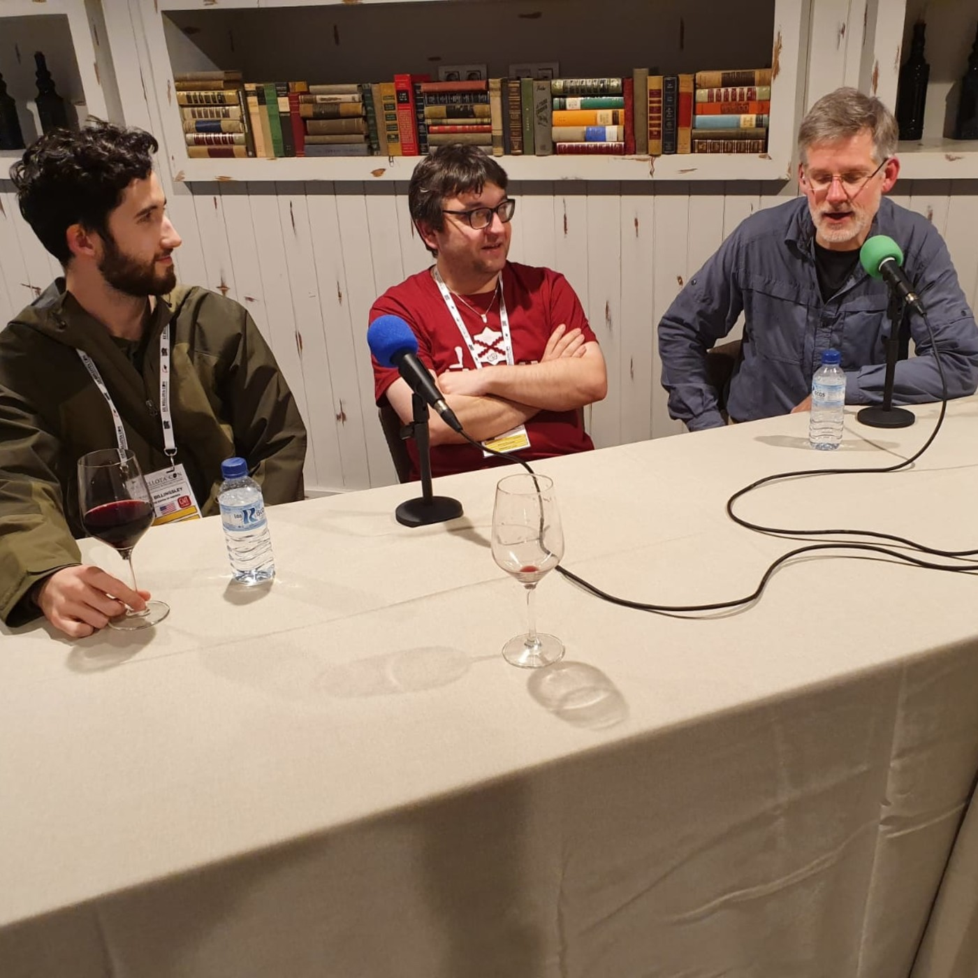 Interview at BellotaCon 2020