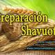 Preparación Shavuot 2019 parte2