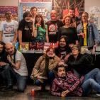 Charrando de tebeos episodio 76: El salón del cómic de Barcelona 2016