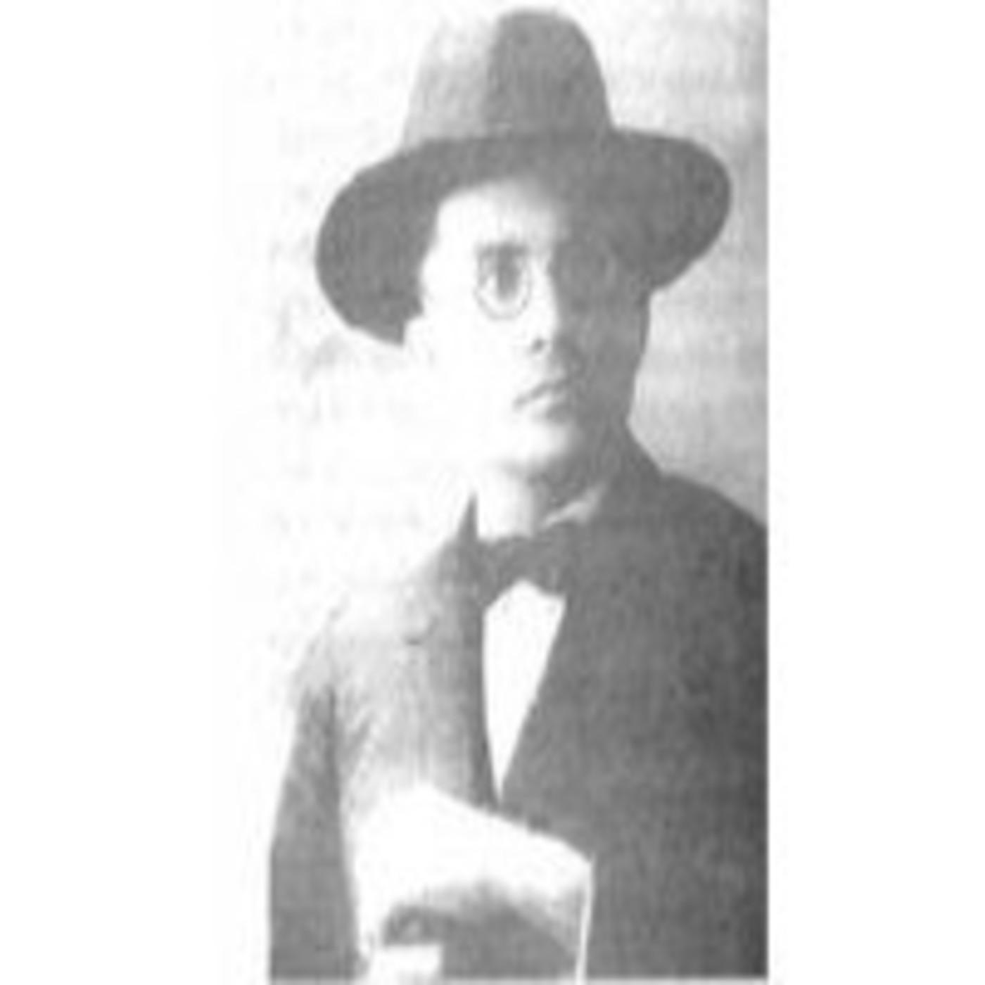 Emisión 105 - Alfredo Arvelo Larriva y el Modernismo