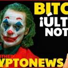 Bitcoin Última Hora! Pesimismo Crítico Criptonoticias Funontheride