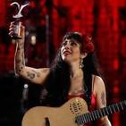 Mon Laferte.(Cantante Chilena).25-Febrero-2017.