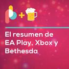 EA Play, Xbox y Bethesda en corto | PixE3lbits con cerveza