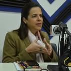 Ministra María Paula Romo en Radio Sonorama
