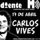 CARLOS VIVES - ExpedienteM - 17-04-2018 -