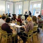 La Fundación Santa María la Real participa en un encuentro sobre digitalización