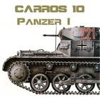 CARROS 10 #19 Panzer I el comienzo del mal