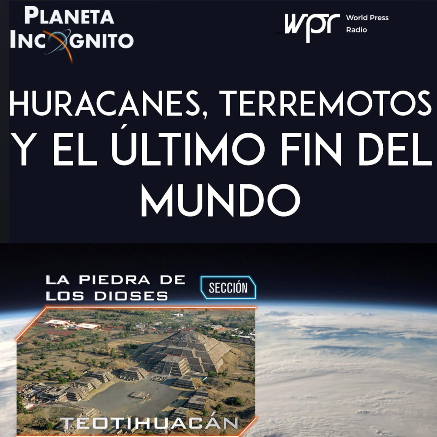 4×01 El FIN DEL MUNDO: Huracanes, terremotos y el Enigma De ...