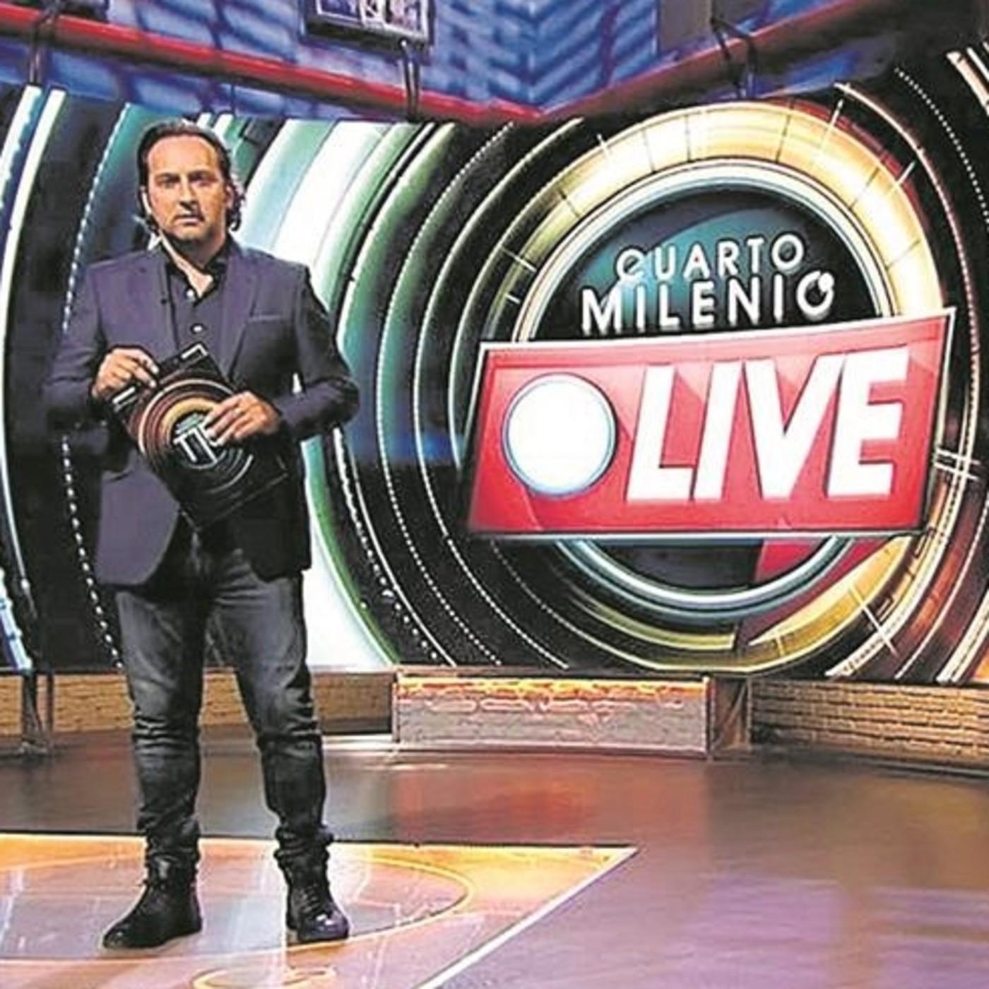 Cuarto milenio Live (15/09/2019) 15x01: El crimen de ...