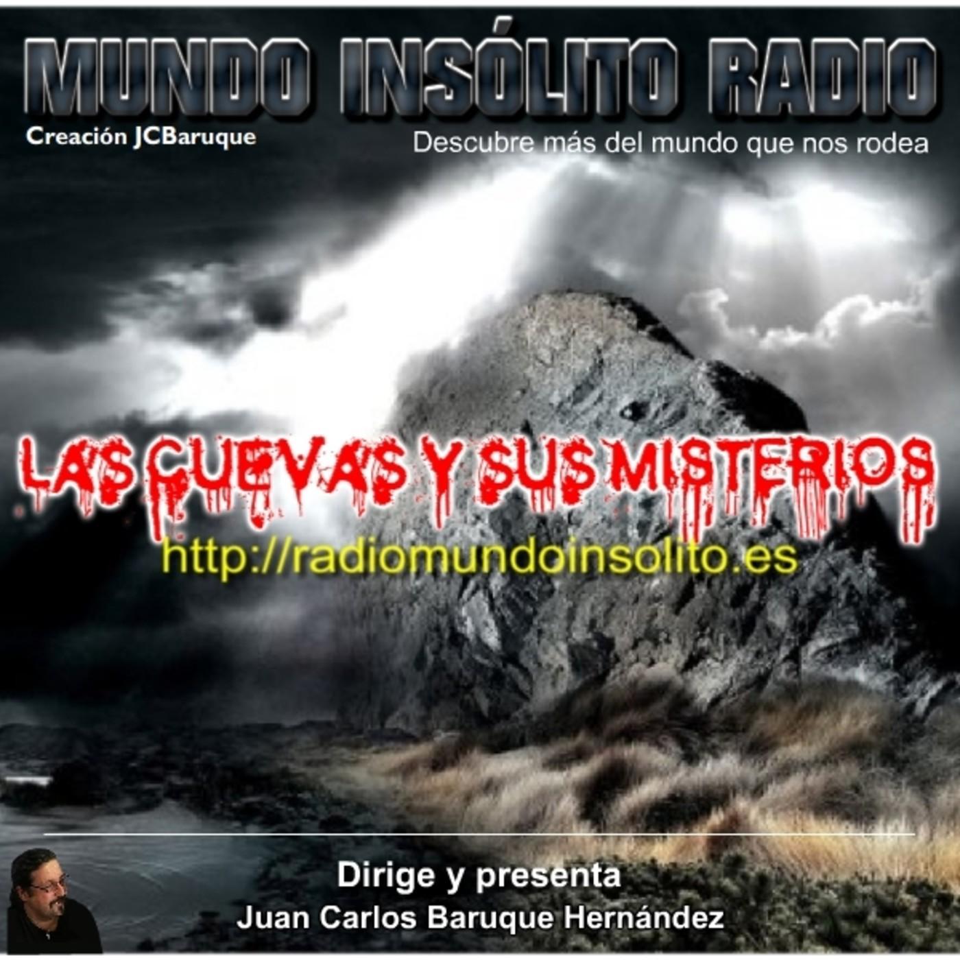 95/3. Cuevas y misterios. Gigantes de Guayaquil. Aparecidos ...