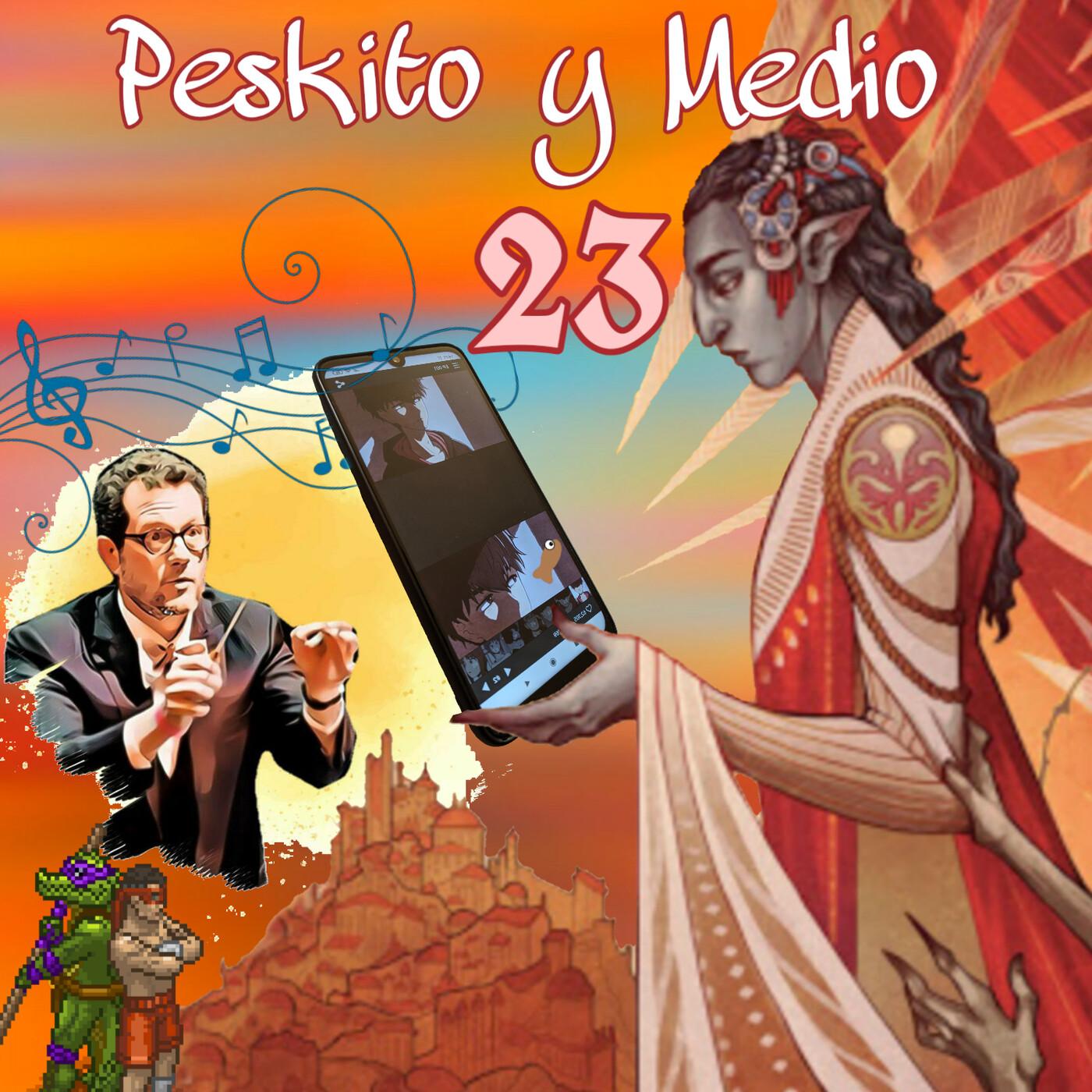 Peskito y Medio Podcast 23. Webtoons - Punch Club - El emperador goblin - BSOs: Fino, fino, Michael Giacchino