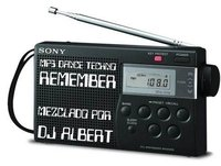 MP3 DANCE TECHNO REMEMBER Mezclado por DJ Albert