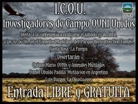 Area OVNI - I.C.O.U.en La Pampa (Casuística)