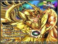 4x28 Caballeros del Zodiaco: Noticias · Figuras · Astronomía · Soldiers Soul · Comentarios · Debate Armaduras Divinas
