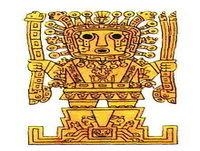 Wiracocha Dios de Los Incas